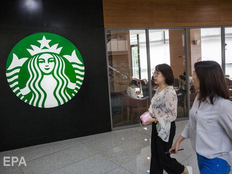 Starbucks откажется отиспользования пластиковых трубочек