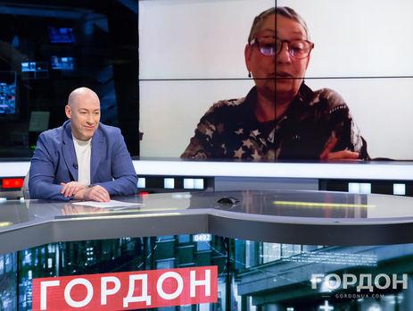 Людмила Уліцька: Ну виженуть значить, поїду. Але я б не хотіла...
