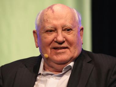 Горбачев в Москве попал в аварию - Цензор.НЕТ 5680