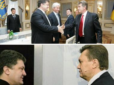 играют карты тимошенко в ющенко янукович