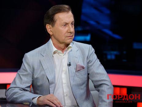 Журавський: Ляшко завтра може в парламенті зняти штани і показати на собі миргородські труси за 40₴ Але в житті у них він не ходить