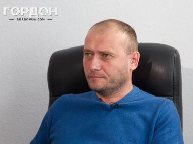 Дмитрий Ярош: Если отдать Донбасс, Россия пойдет дальше