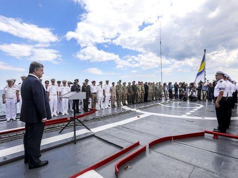 РФ демонстративно наказывает Украинское государство вАзовском море