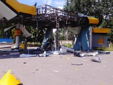Разрушенный полупустой Славянск. Фоторепортаж / Гордон