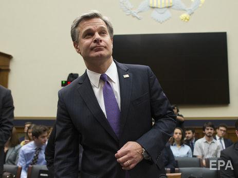 Начальник ФБР: Российская Федерация продолжает скрытые операции против США