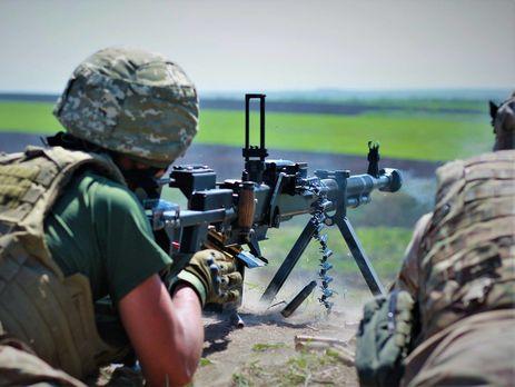 Вторые сутки подряд наДонбассе прошли без потерь среди украинских военных