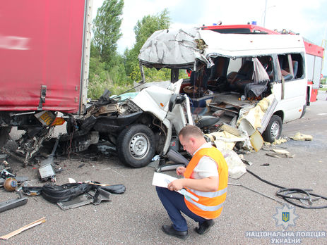 После вчерашних трагедий на дорогах Украины усилят контроль скорости