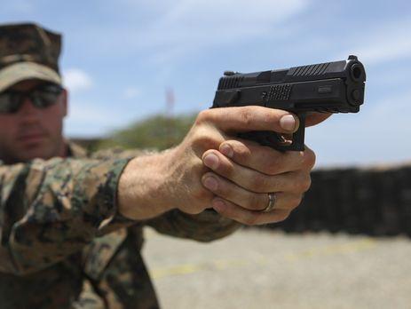 США массово скупает у Украинского государства стрелковое оружие
