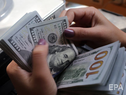 Курс доллара превысил 69 руб. впервый раз с5апреля 2016-ого