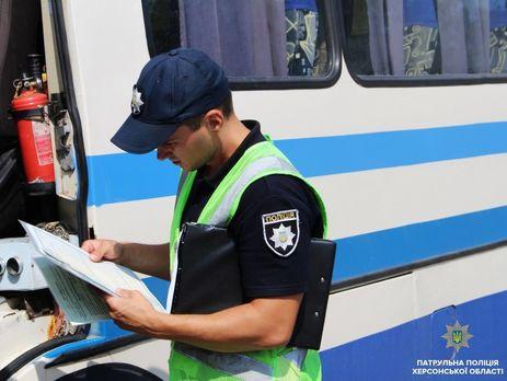 Поліцейські виявили 382 технічно несправні транспортні засоби