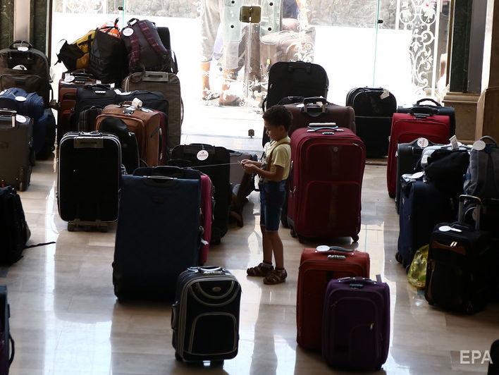 Более 200 украинских туристов застряли в Хургаде (1.01 22) f6970438db5
