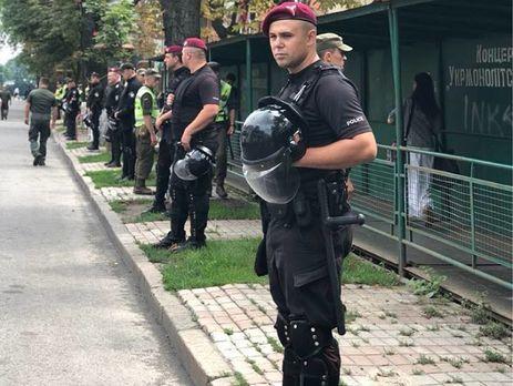Аброськин: Спасибо полицейским, бойцам Национальной гвардии, которые обеспечили безопасность 27-го и 28 июля