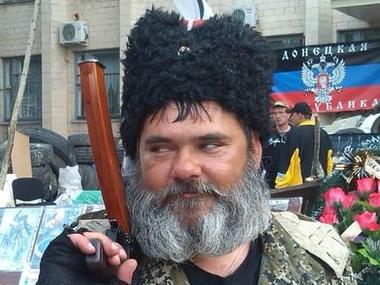 """Александр Можаев (""""Бабай""""), который воюет на стороне террористов в Краматорске, признался, что является гражданином России"""