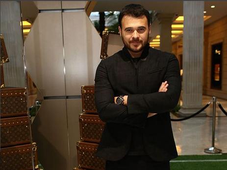Спецпрокурор Роберт Мюллер желает допросить певца Эмина Агаларова