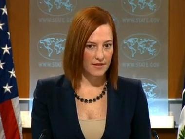 США готовы к введению новых секторальных санкций против РФ, заявили в Белом доме