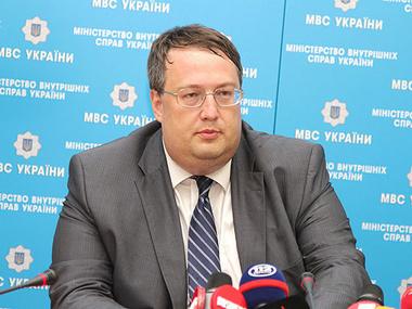 Необходимо разработать стратегию по быстрейшей локализации и уничтожению тяжелых вооружений, --- Геращенко