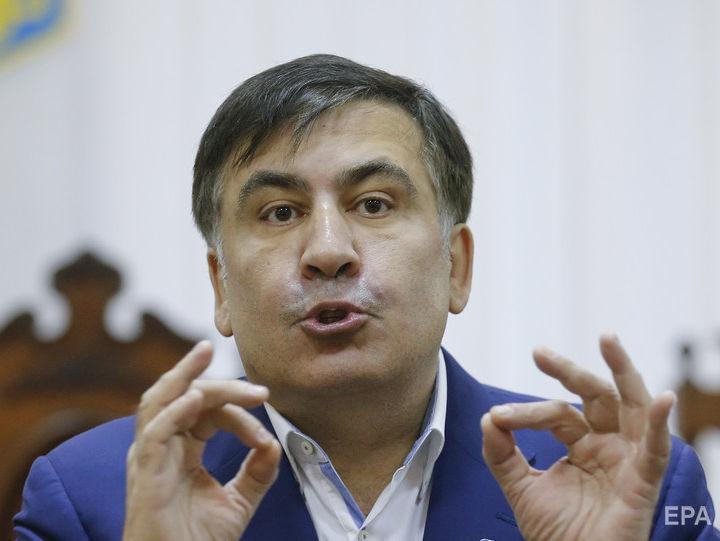 Экс-президент Грузии Саакашвили: Мы сделали все, чтобы убедить Россию