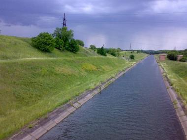 фото канала северский донец-донбасс