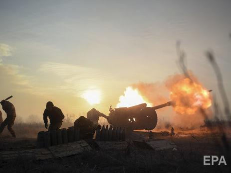 Вооруженный конфликт на Донбассе начался в апреле 2014 года