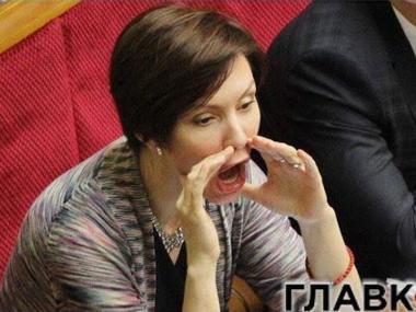 Конкурсная комиссия избрала Бондаренко госсекретарем Кабмина - Цензор.НЕТ 1269