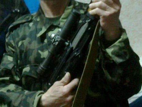НаДонбассе схвачен  белорус, воевавший заДНР