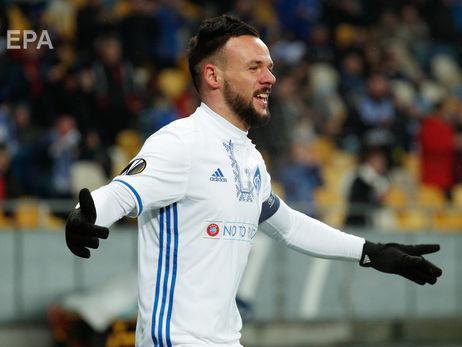Киевское «Динамо» вышло вплей-офф квалификации Лиги чемпионов