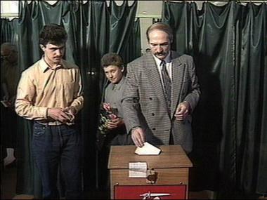 ОБСЕ: Подсчет голосов на выборах президента Беларуси проходил непрозрачно - Цензор.НЕТ 2970