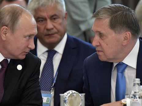 """Встреча """"нормандской четверки"""" может состояться в Париже, - помощник Путина"""