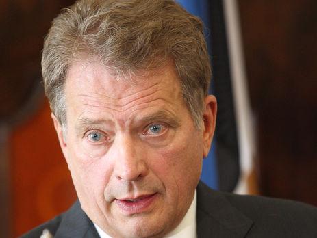 Переговоры сПутиным были «солнечными»— Президент Финляндии