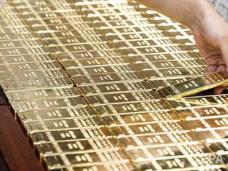 РФскупила рекордных 26 тонн золота вожидании санкций