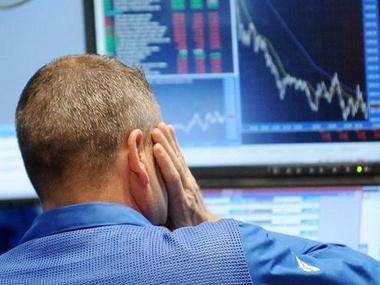 Российский рынок открылся обвалом