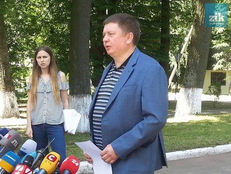 «Укроборонпром» сократил директора Львовского бронетанкового завода Тымкива