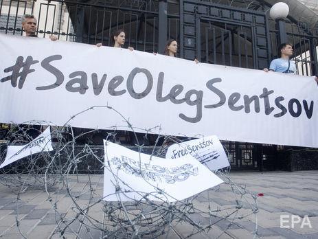 Сенцова хотят выдвинуть на Нобелевскую премию за его готовность к самопожертвованию в пользу других людей