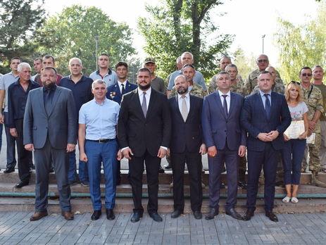 Алексей Савченко: Эти шаги являются воплощением нашей государственной позиции по поддержке наших героев