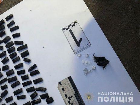 Від початку 2018 року співробітники Харківської поліції вилучили приблизно  230 грамів метадону df354160ba922