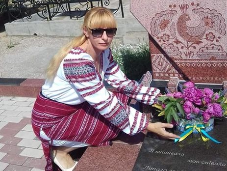 Украинская активистка Ольга Павленко выехала изКрыма