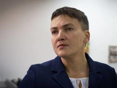 6d2f197e121af5 Суд розглядав клопотання прокуратури щодо продовження строку арешту Савченко  ще на два місяці