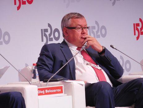 Руководитель ВТБ извинился перед Джонсоном заэмоциональное выражение