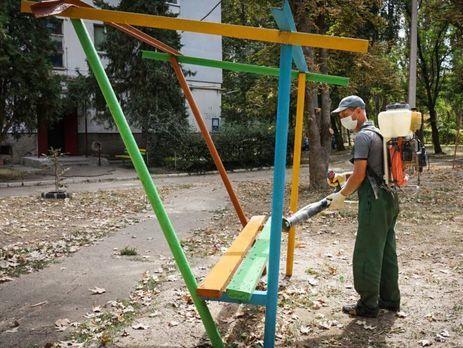 Оккупанты таят  масштабы экологической катастрофы вАрмянске