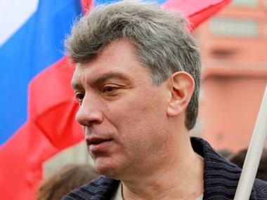 Немцов:<span>Я не думаю, что это решение остановит Путина в войне с Украиной</span>