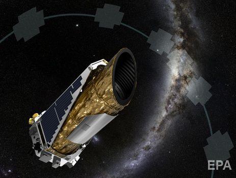 Космический телескоп Kepler вышел изспящего режима