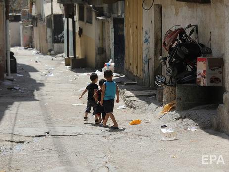 Более 30 тысяч человек покинули свои дома всирийской провинции Идлиб