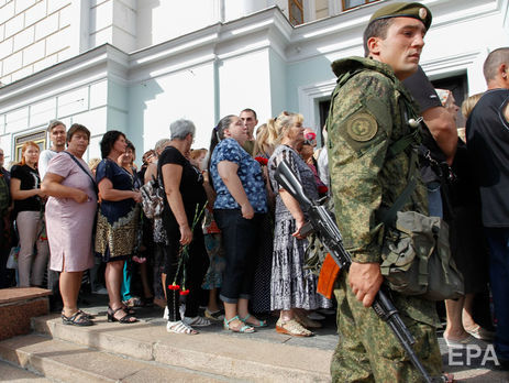 """Подразделения боевиков, охранявшие главарей """"ДНР"""", расформировали"""