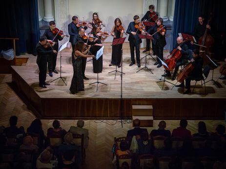 В киевском Доме актера состоялся литературно-музыкальный вечер в память выдающегося украинского поэта Ивана Светличного