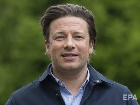 Британский телевизионный ведущий Джейми Оливер задержал преступника в своем доме