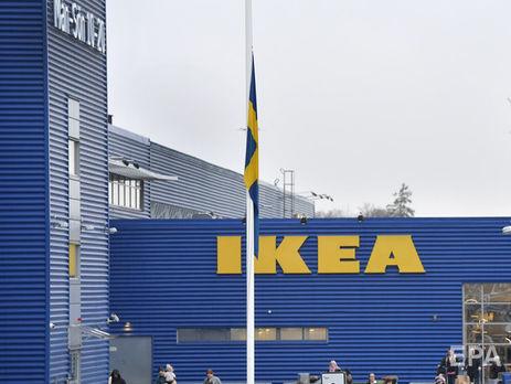 перший магазин Ikea в україні зявиться у трц Ocean Mall у києві