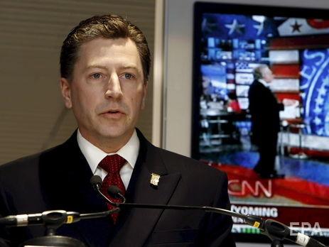 Волкер объявил  оготовности США обсудить поставки оружия на государство Украину