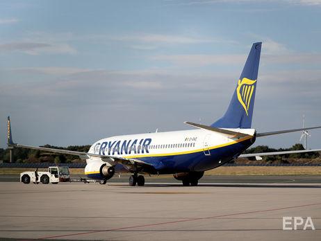 Ryanair заявил онамерении открыть внутренние рейсы вУкраине