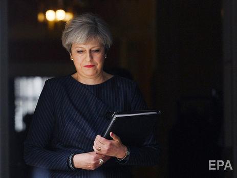 Мэй предостерегла английских политиков отпоявления наRT