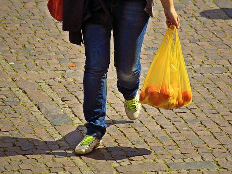 ВГрузии запрещают разовые полиэтиленовые пакеты